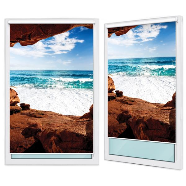Picture of Canyon - Sea