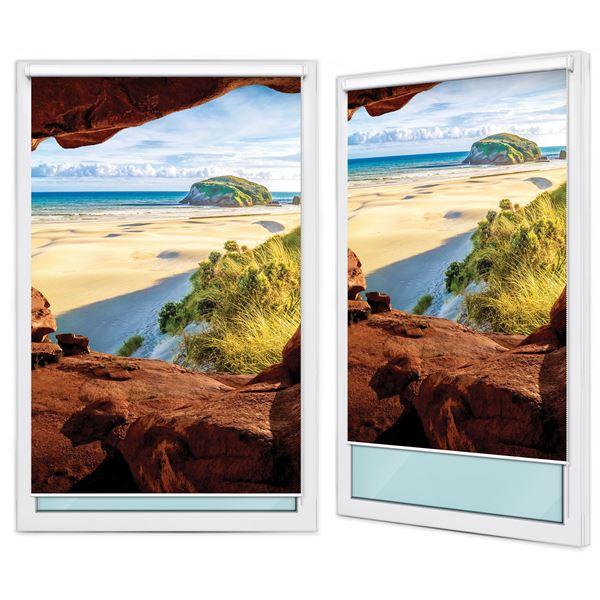 Obrazek Kanion-plaża, morze