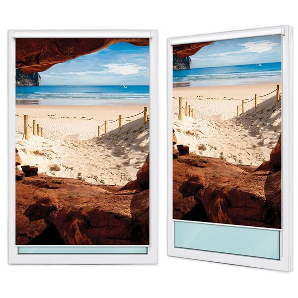 Picture of Canyon - Beach