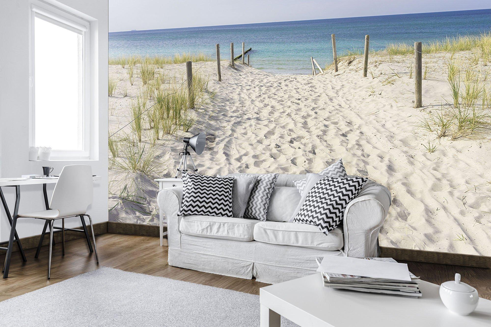 fototapete meerblick und d nen weltderbilder. Black Bedroom Furniture Sets. Home Design Ideas