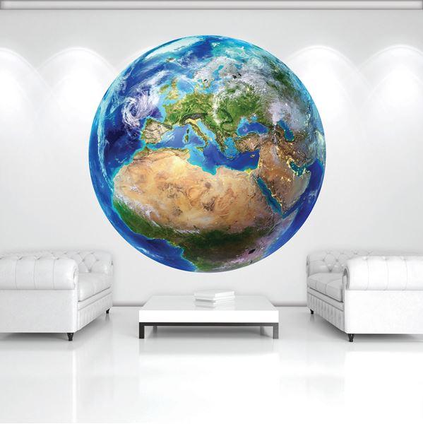 Obrazek Ziemia - widok z kosmosu