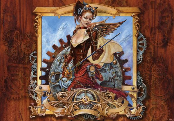 Obrazek Alchemy: Steam Jenny