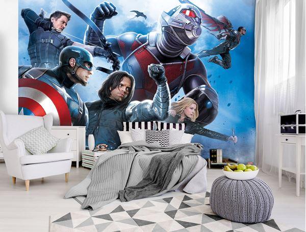 Obrazek Captain America: Civil War