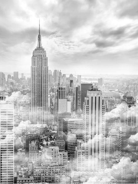Obrazek Miasto we mgle