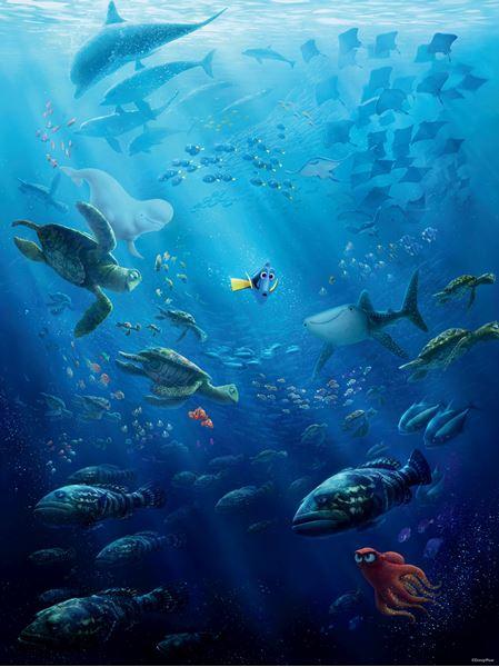 Obrazek Disney - Finding Dory