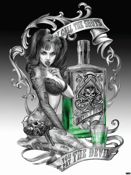 Obrazek Alchemy: Devil's Dew
