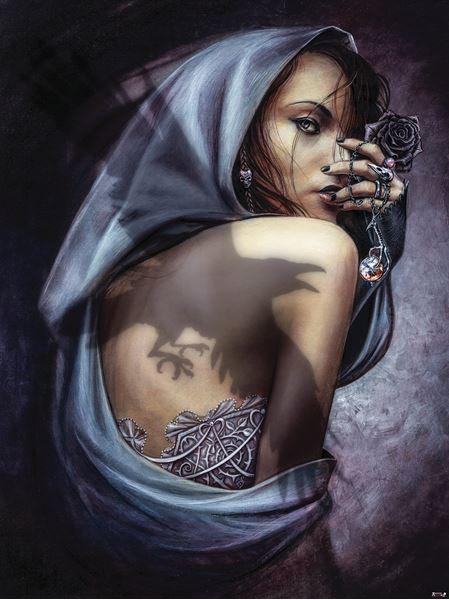 Obrazek Alchemy: The Raven and The Rose