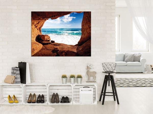 Obrazek Kanion - morze