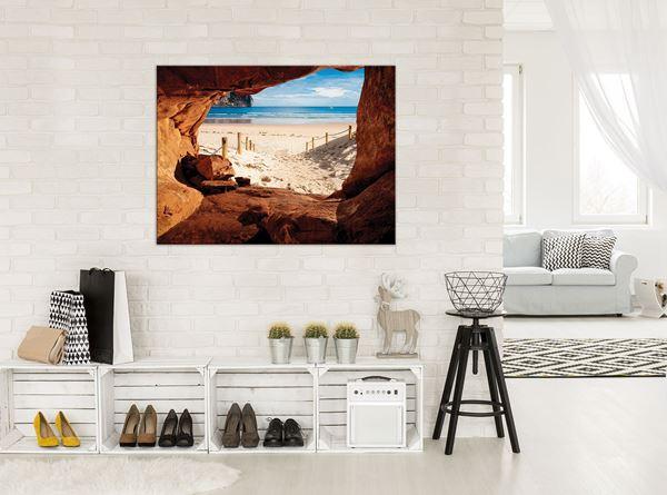 Obrazek Kanion - Plaża