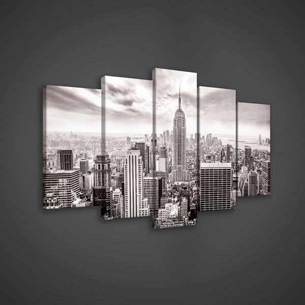 Obrazek Panorama Nowego Jorku
