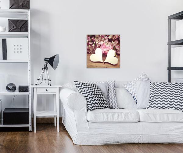 Obrazek Serca i róże