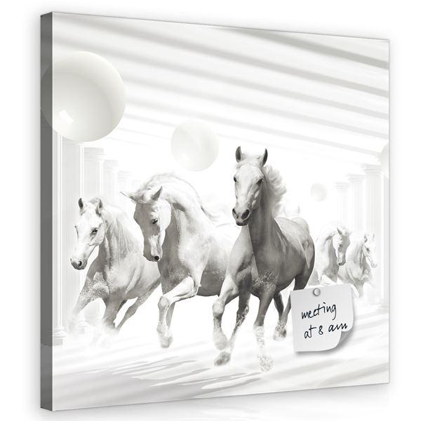 Obrazek Abstrakcyjne konie
