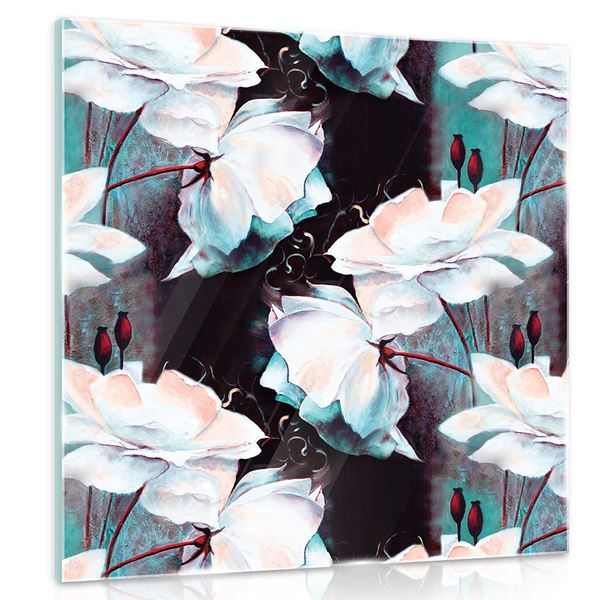 Picture of  floral pattern
