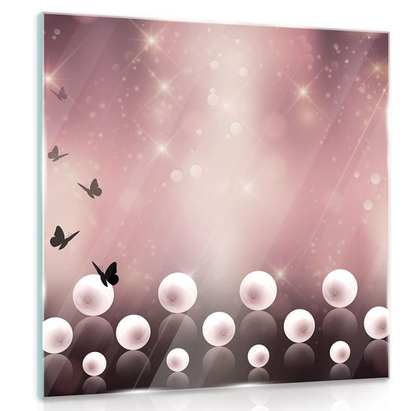 Picture of Abstract Pearls