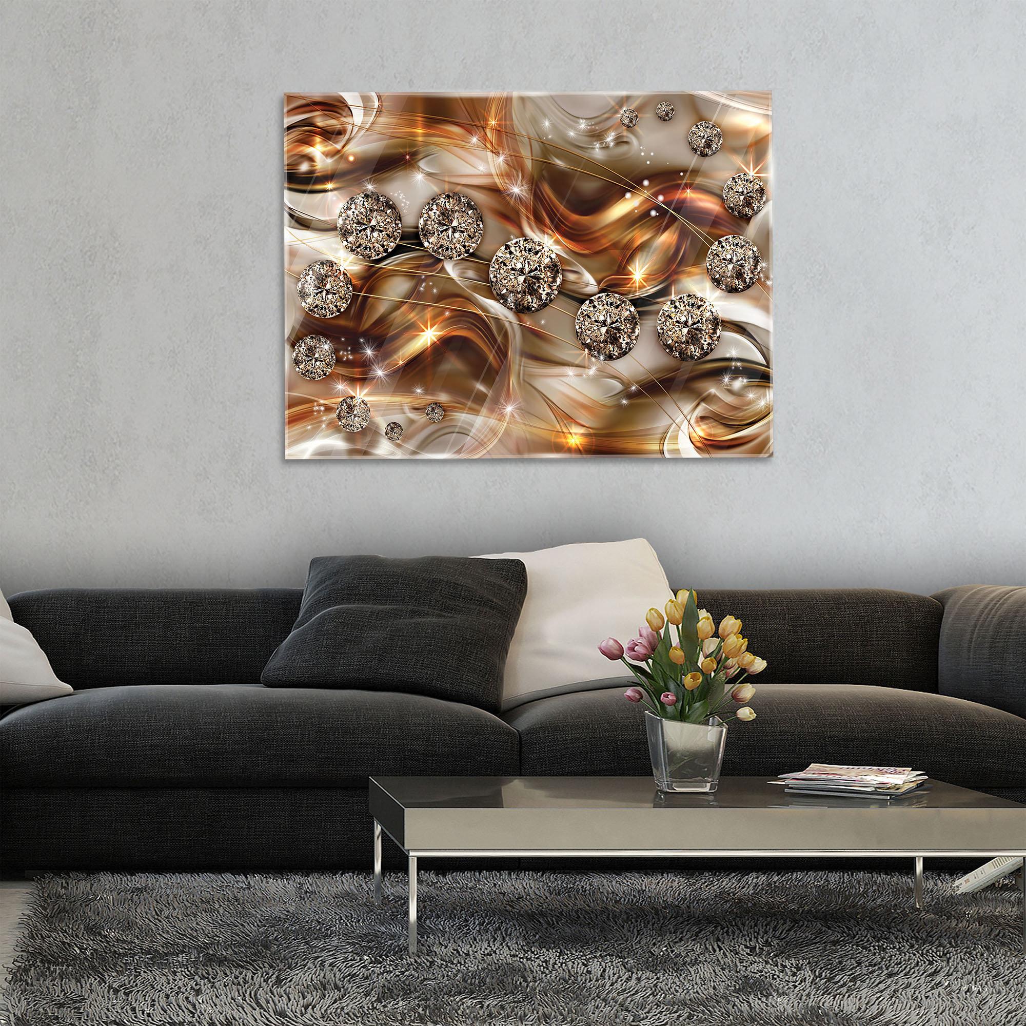diamant abstraktion. Black Bedroom Furniture Sets. Home Design Ideas
