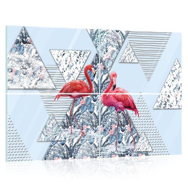 Obrazek Flamingi