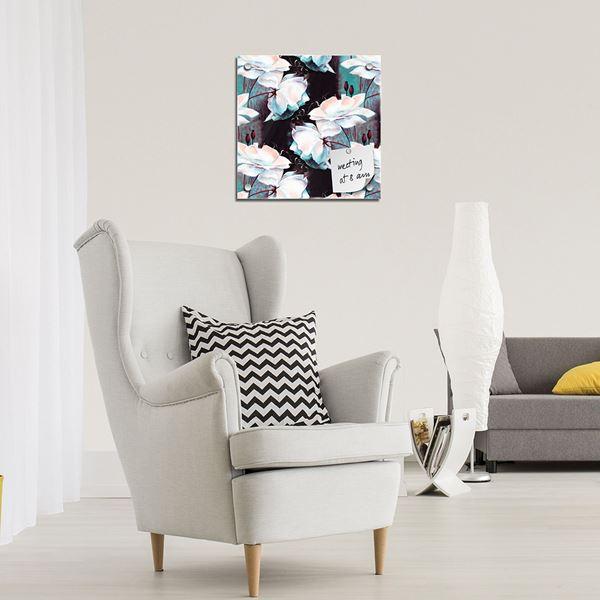 Obrazek Kwiaty wzór