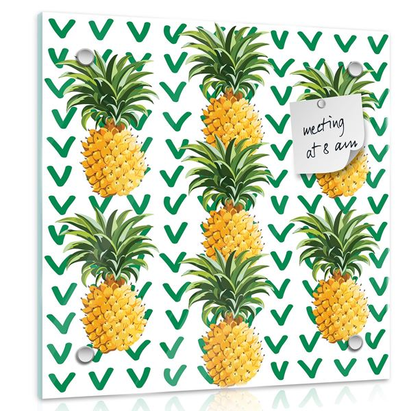 Bild von Ananas